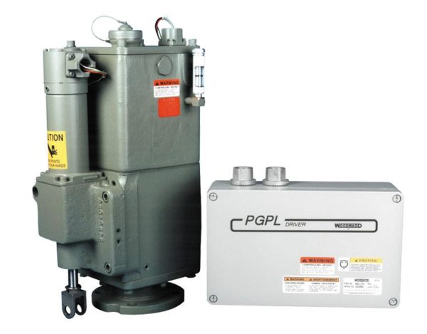 PGPL Series Electo-hydraulic actuators