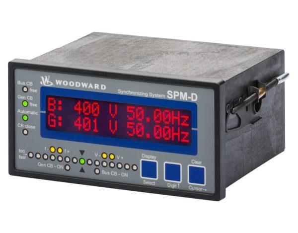 SPM-D2-1040B/YB Synchronizer Pkg YB 400 Vac