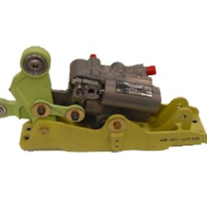 Main and Tail Hydraulic Actuators