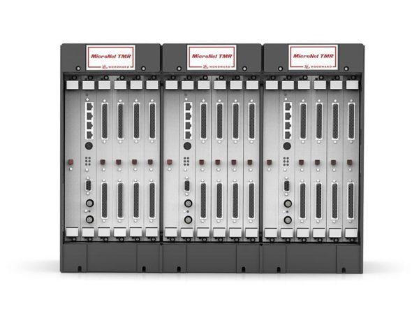 MicroNet TMR Triple Redundant Control