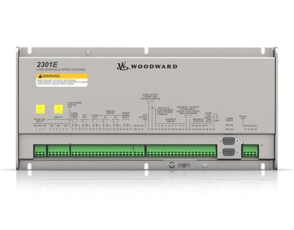 2301E Medium & High Speed
