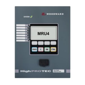 HighPROTEC MRU4 Voltage Relay