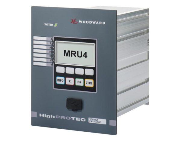HighPROTEC MRU4 Voltage Relay