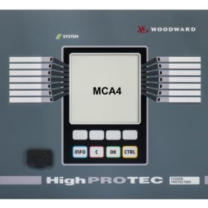 HighPROTEC MCA4 Directional Feeder Protection