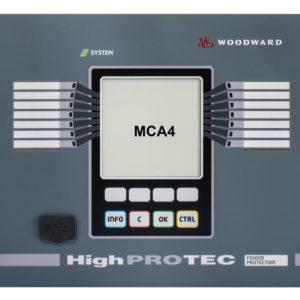 HighPROTEC MCA4 Directional Feeder Protection