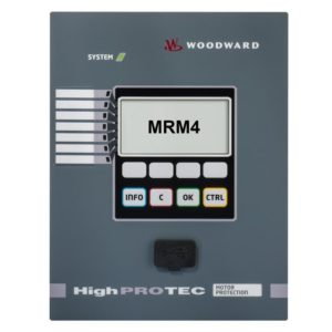 HighPROTEC MRM4 Motor Protection