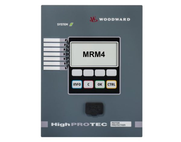 HighPROTEC MRM4 Motor Protection