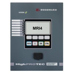 HighPROTEC MRI4 Feeder Protection