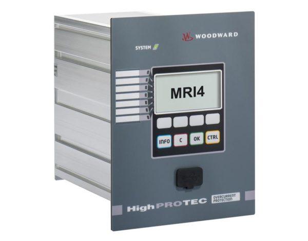 HighPROTEC MRI4 Feeder Protection