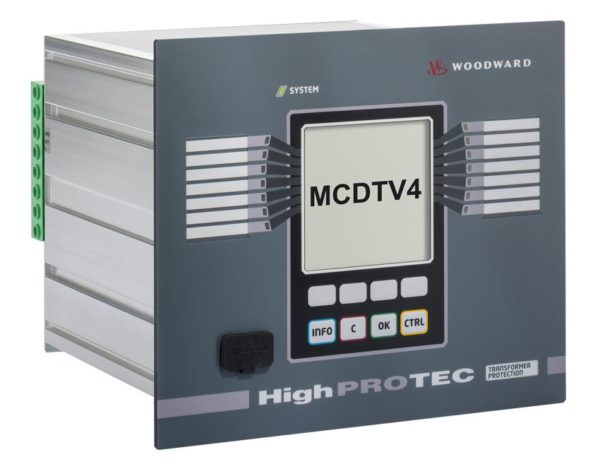 HighPROTEC MCDTV4 Transformer Differential Protection