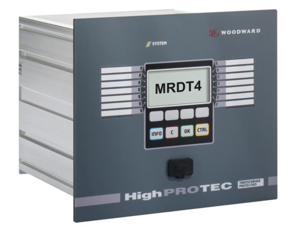 HighPROTEC MRDT4 Transformer Differential Protection