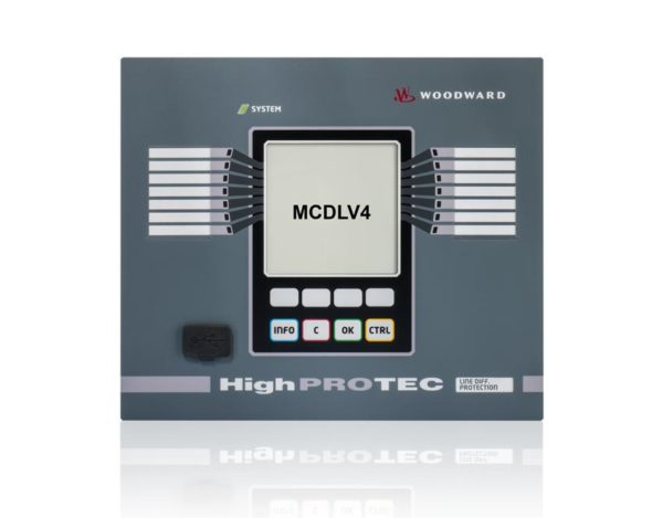 HighPROTEC MCDLV4 Line Differential Protection