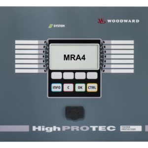 HighPROTEC MRA4 Directional Feeder Protection