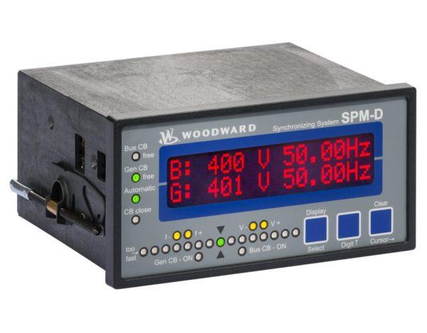 SPM-D2-1040B/N Synchronizer Pkg N 400 Vac