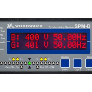 SPM-D2-1040B/X Synchronizer Pkg X 400 Vac