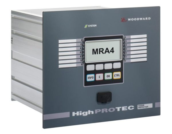MRA4 Directional Feeder Protection 1A/5A 800V