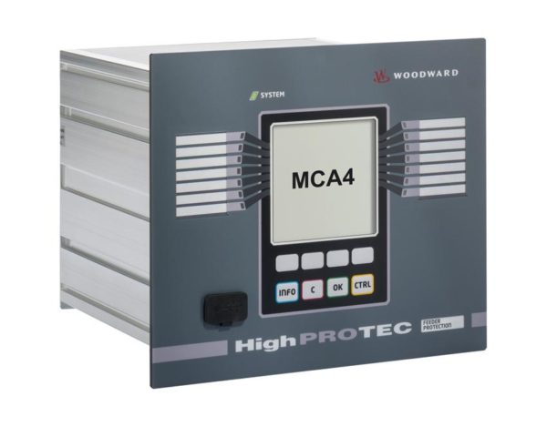MCA4 Directional Feeder Protection 1A/5A 800V