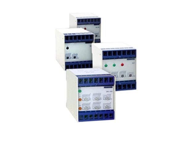 Basic Line DIN Rail Supervision Relays