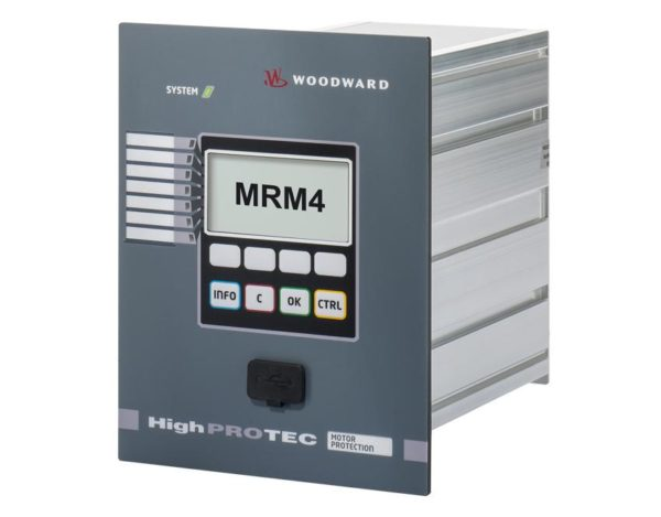 MRM4 Motor Protection 1A/5A