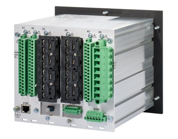 HighPROTEC MCDGV4 Generator Protection