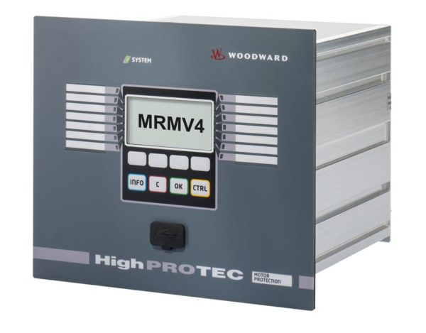 HighPROTEC MRMV4 Motor Protection