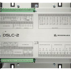 DSLC-2-1 Digital Synchronizer/Load Control