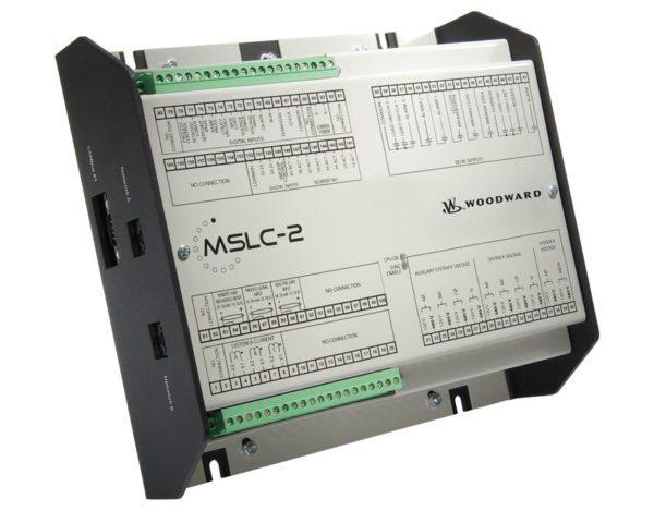 MSLC-2-1 Master Synchronizer/Load Control