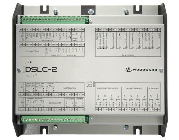 DSLC-2-5 Digital Synchronizer/Load Control