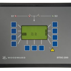 DTSC-200-55B Automatic Transfer Switch Control