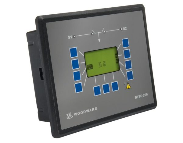 DTSC-200-51B Automatic Transfer Switch Control