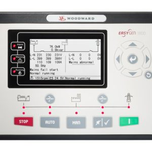 easYgen-1800 Automatic Mains Failure Control