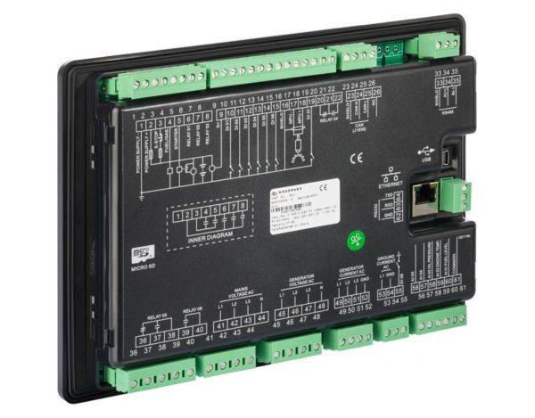 easYgen-1800 Automatic Mains Failure Control