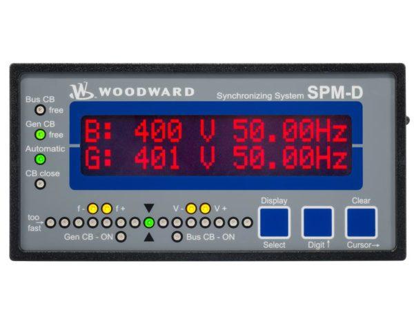 SPM-D2-1145B/LSXR Synchronizer 400 Vac