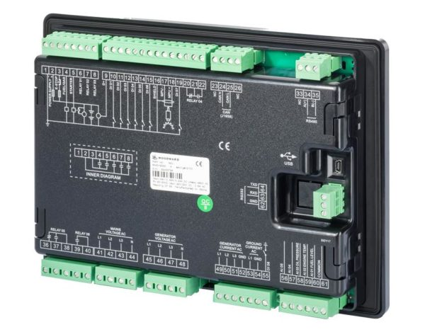 easYgen-1700 Automatic Mains Failure Control