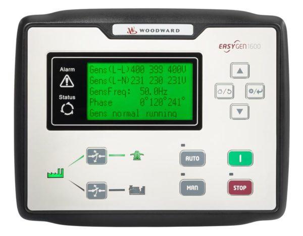 easYgen-1600 Automatic Mains Failure Control