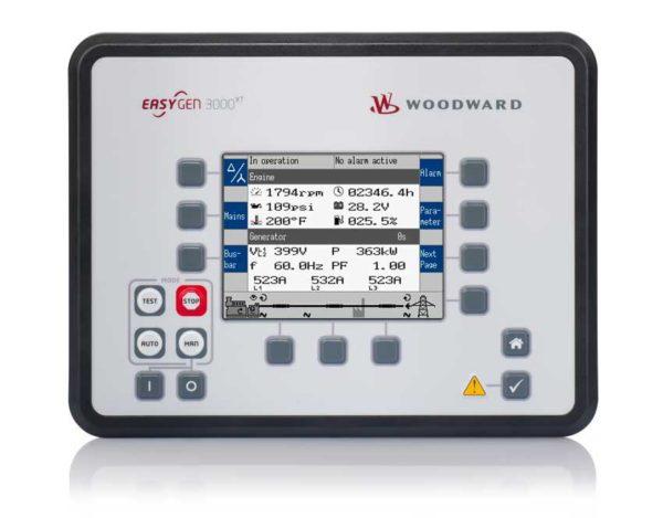 easYgen-3200XT Genset Controller