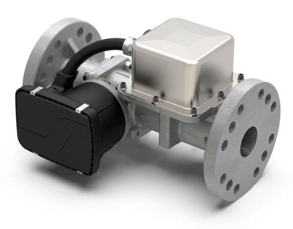 Intelligent Gas Metering Valve