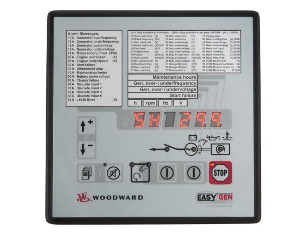 easYgen-320/X Genset Controller