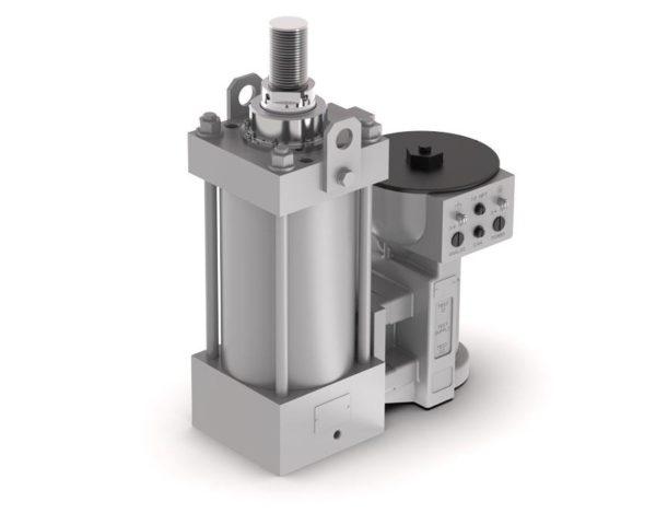 VariStroke I Actuator (V45TD-2510-MUE)