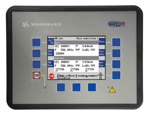 easYgen-3500 Genset Controller