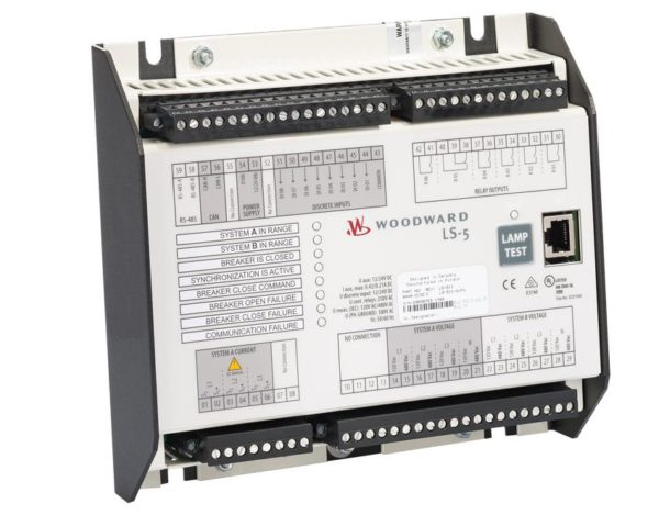 LS-511-5/P1 Synchronizer/Load Share Controller