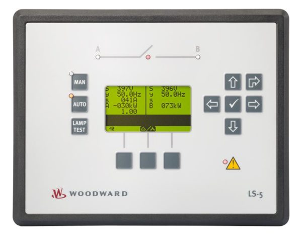 LS-521-5/P1-K12 Synchronizer/Load Share Controller