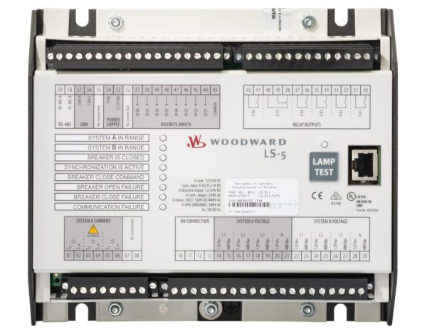 LS-511 Circuit Breaker Control & Protection