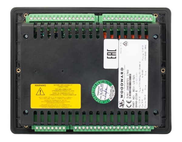 LS-521-5/P1 Synchronizer/Load Share Controller