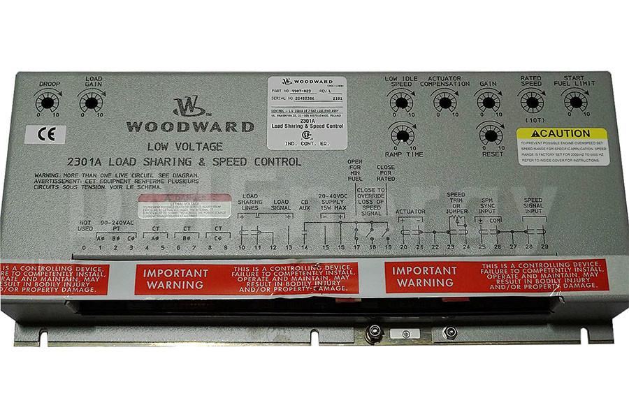 Заказать сервис и поставку модулей стабилизации Woodward в России и СНГ от официального производителя.